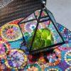 9 idej kak sdelat predmety dekora iz bitoj plitki ili posudy