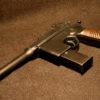 nemeckij pistolet elity krasnoj armii